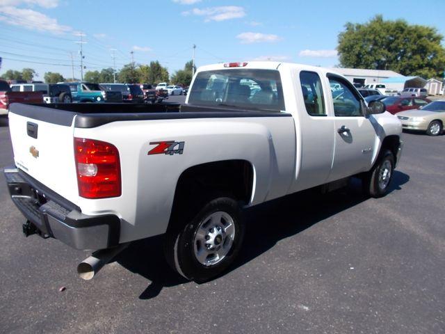 2012 Chevrolet Silverado 2500HD Work Truck Shelbyville, TN 12