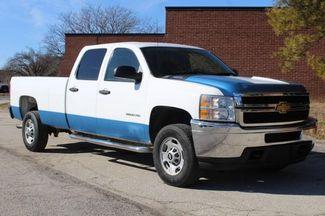2012 Chevrolet Silverado 2500HD Work Truck St. Louis, Missouri