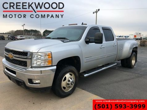2012 Chevrolet Silverado 3500HD LT 4x4 Diesel Allison Dually Leather Chrome NICE in Searcy, AR