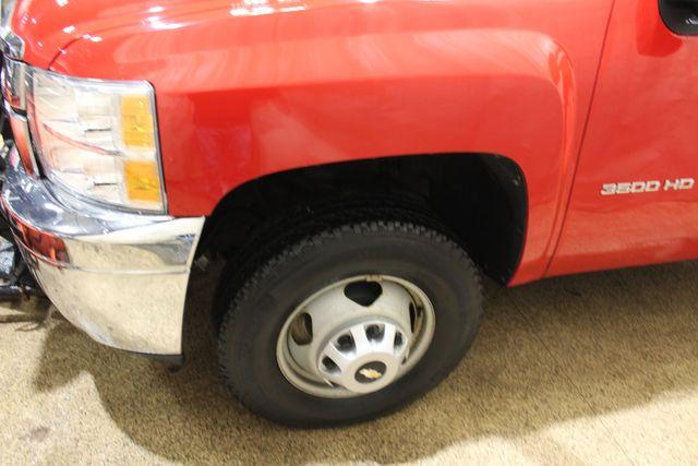 2012 Chevrolet Silverado 3500HD 4x4 Dump truck with plow WT in Roscoe, IL 61073