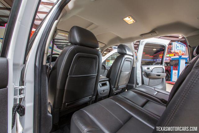 2012 Chevrolet Silverado 3500HD LTZ 4X4 Dually in Addison Texas, 75001