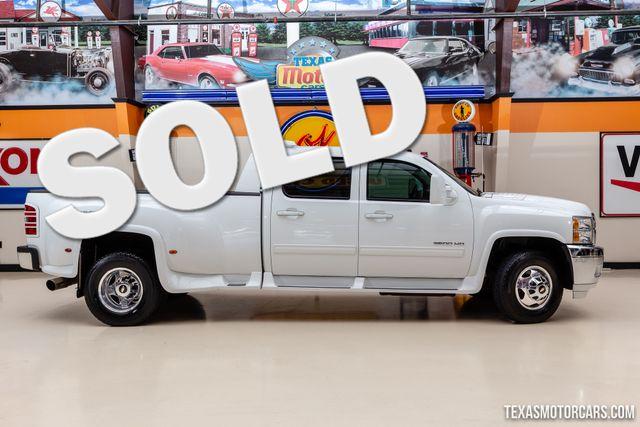 2012 Chevrolet Silverado 3500HD LTZ 4X4 Western Hauler