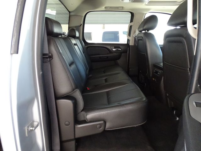 2012 Chevrolet Silverado 3500HD LTZ Corpus Christi, Texas 29