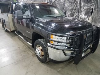 2012 Chevrolet Silverado 3500HD Crew 4x4 Gas  5th Wheel Tool Body  city ND  AutoRama Auto Sales  in Dickinson, ND