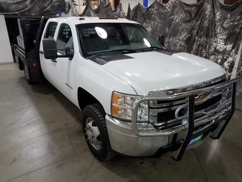 2012 Chevrolet Silverado 3500HD Crew 4x4 6.0  9ft Bed in Dickinson, ND