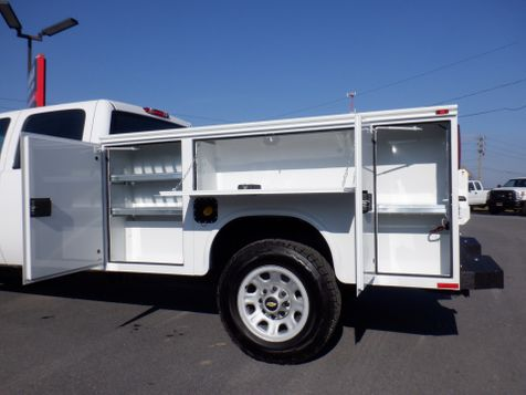 2012 Chevrolet Silverado 3500HD Crew Cab 4x4 with New 8' Knapheide Utility Bed in Ephrata, PA