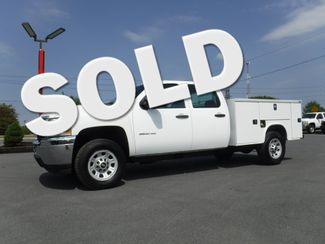2012 Chevrolet Silverado 3500HD Crew Cab 4x4 with New 8' Knapheide Utility Bed in Lancaster, PA PA