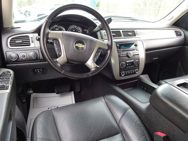 2012 Chevrolet Silverado 3500HD LTZ Madison, NC 37