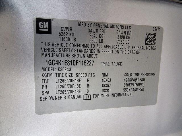 2012 Chevrolet Silverado 3500HD LTZ Madison, NC 49