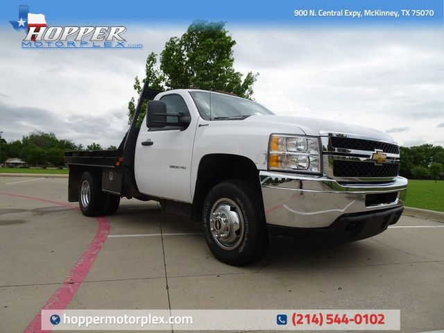 2012 Chevrolet Silverado 3500HD Work Truck in McKinney, Texas 75070