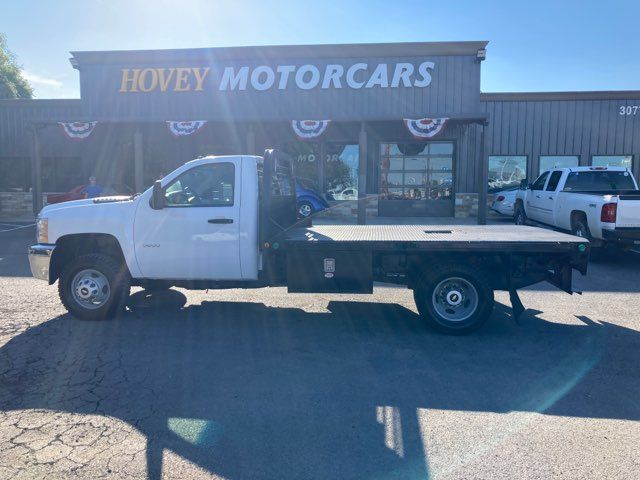 2012 Chevrolet Silverado 3500HD WT in Boerne, Texas 78006