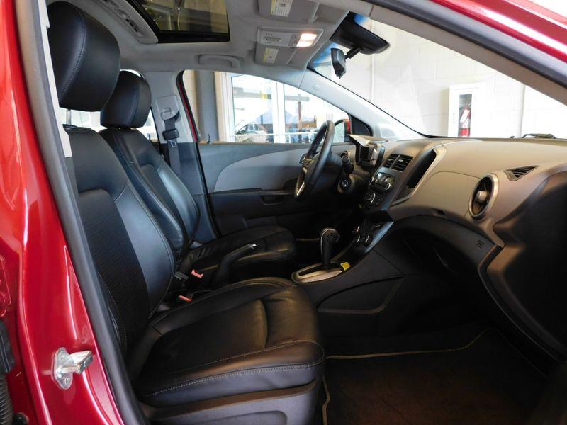 2012 Chevrolet Sonic LTZ  city TN  Doug Justus Auto Center Inc  in Airport Motor Mile ( Metro Knoxville ), TN