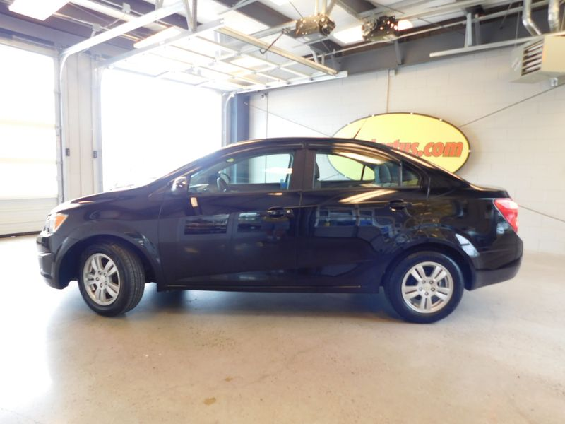2012 Chevrolet Sonic LS  city TN  Doug Justus Auto Center Inc  in Airport Motor Mile ( Metro Knoxville ), TN