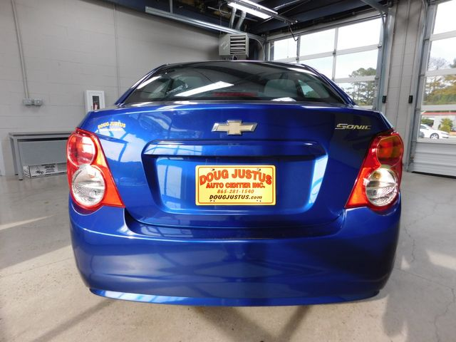 2012 Chevrolet Sonic LS in Airport Motor Mile ( Metro Knoxville ), TN 37777