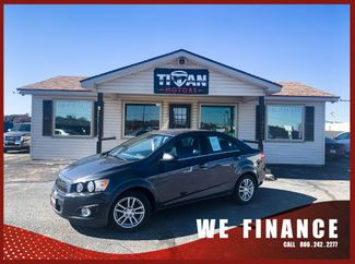 2012 Chevrolet Sonic LT in Amarillo, TX 79110