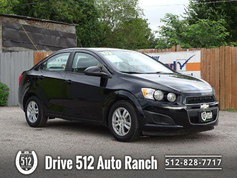 2012 Chevrolet Sonic LS in Austin, TX