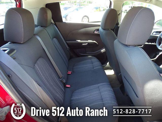 2012 Chevrolet Sonic LT in Austin, TX 78745