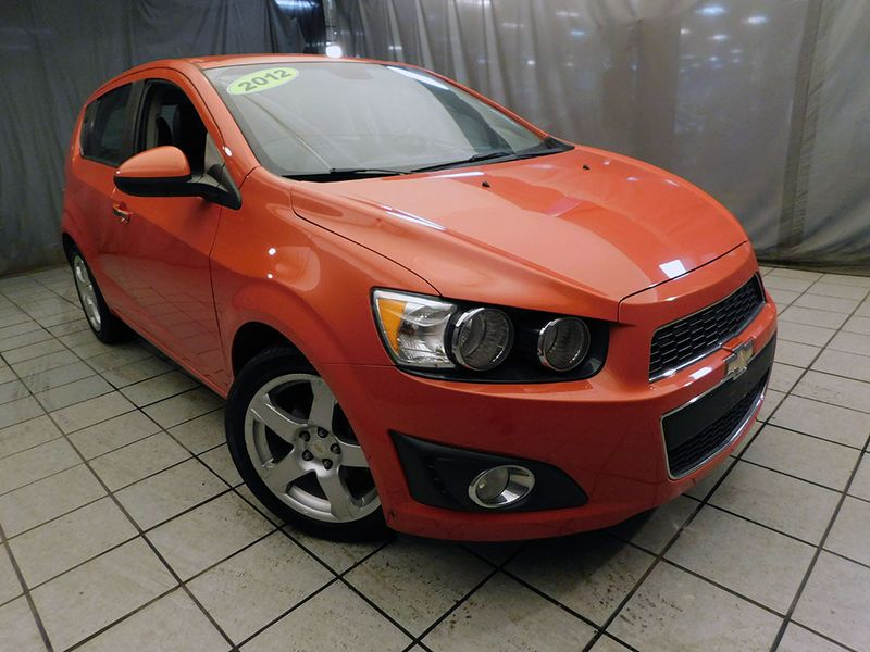 2012 Chevrolet Sonic LTZAs low as 999 DOWN  city Ohio  North Coast Auto Mall of Cleveland  in Cleveland, Ohio