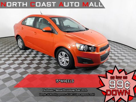 2012 Chevrolet Sonic LS in Cleveland, Ohio