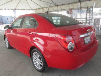 2012 Chevrolet Sonic LT Gardena, California 1