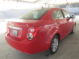 2012 Chevrolet Sonic LT Gardena, California 2