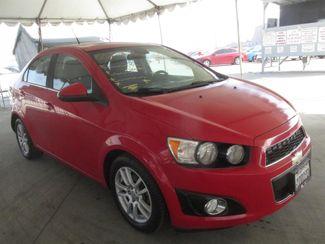 2012 Chevrolet Sonic LT Gardena, California 3