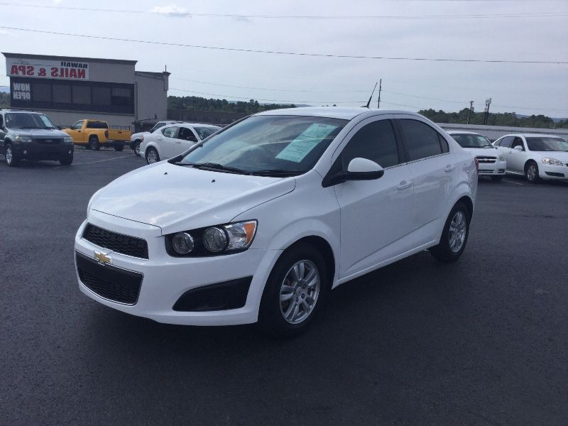 2012 Chevrolet Sonic LT   Hot Springs, AR   Central Auto Sales in Hot Springs AR