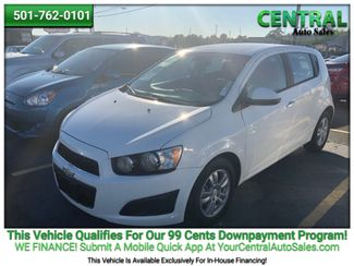 2012 Chevrolet Sonic LS | Hot Springs, AR | Central Auto Sales in Hot Springs AR