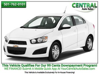 2012 Chevrolet Sonic LS   Hot Springs, AR   Central Auto Sales in Hot Springs AR