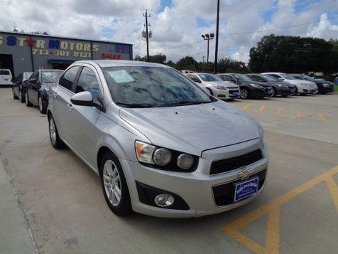 2012 Chevrolet Sonic LT in Houston