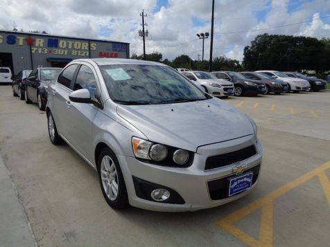 2012 Chevrolet Sonic LT in Houston