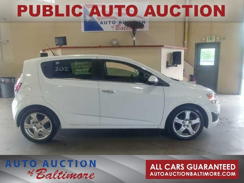 2012 Chevrolet Sonic LTZ | JOPPA, MD | Auto Auction of Baltimore  in JOPPA MD
