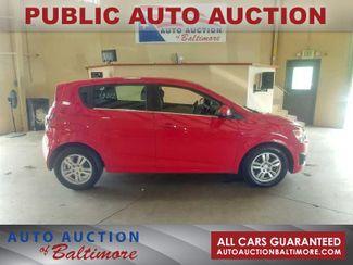 2012 Chevrolet Sonic LT | JOPPA, MD | Auto Auction of Baltimore  in Joppa MD