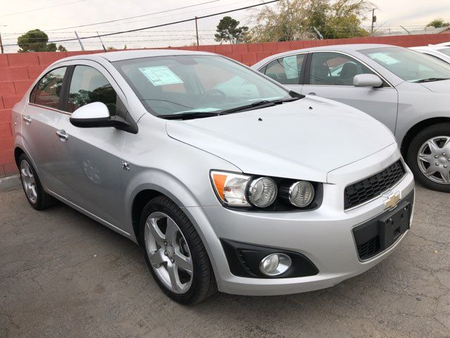 2012 Chevrolet Sonic LTZ CAR PROS AUTO CENTER (702) 405-9905 Las Vegas, Nevada 1