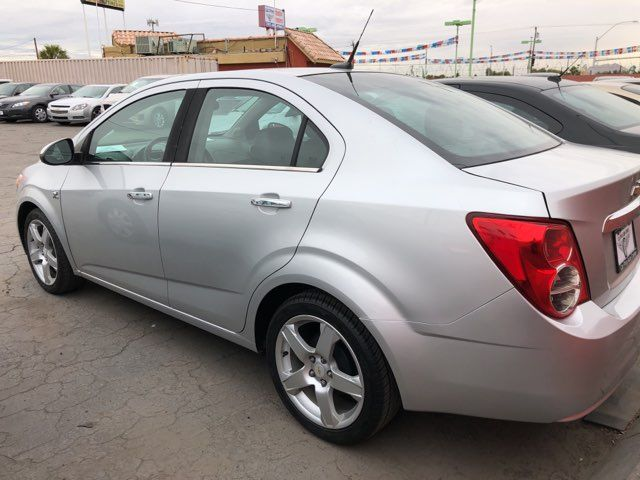 2012 Chevrolet Sonic LTZ CAR PROS AUTO CENTER (702) 405-9905 Las Vegas, Nevada 3