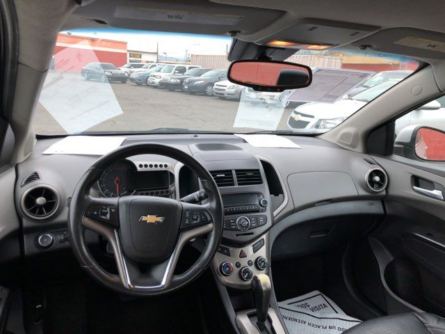 2012 Chevrolet Sonic LTZ CAR PROS AUTO CENTER (702) 405-9905 Las Vegas, Nevada 5