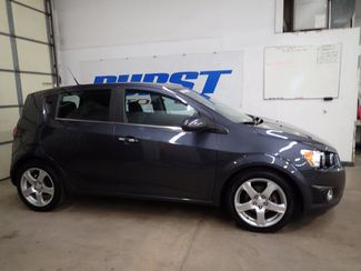 2012 Chevrolet Sonic LTZ Lincoln, Nebraska 1