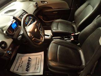 2012 Chevrolet Sonic LTZ Lincoln, Nebraska 7