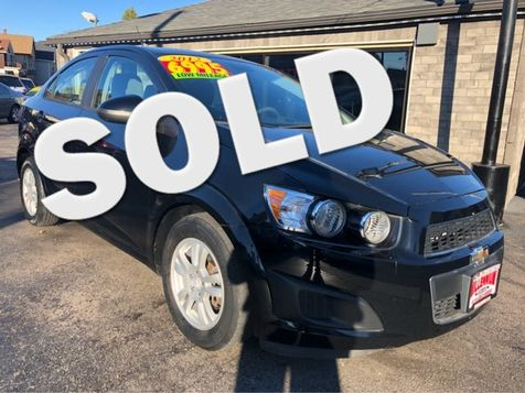 2012 Chevrolet Sonic 2LS in , Wisconsin