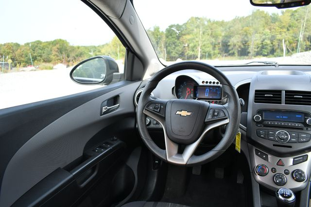 2012 Chevrolet Sonic LT Naugatuck, Connecticut 16