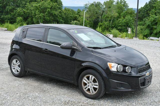 2012 Chevrolet Sonic LT Naugatuck, Connecticut 8