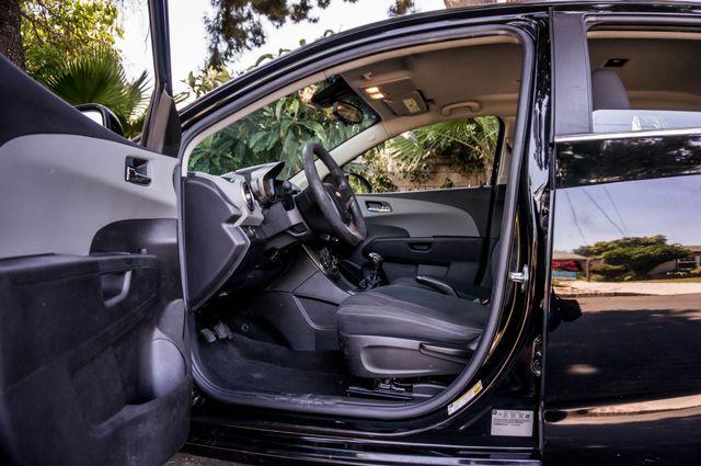 2012 Chevrolet Sonic LT in Reseda, CA, CA 91335