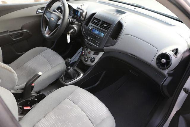 2012 Chevrolet Sonic LS Santa Clarita, CA 9