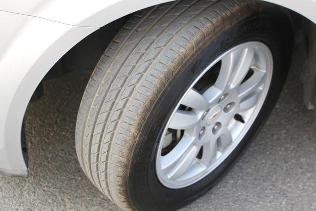 2012 Chevrolet Sonic LS Santa Clarita, CA 28