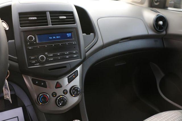 2012 Chevrolet Sonic LS Santa Clarita, CA 17