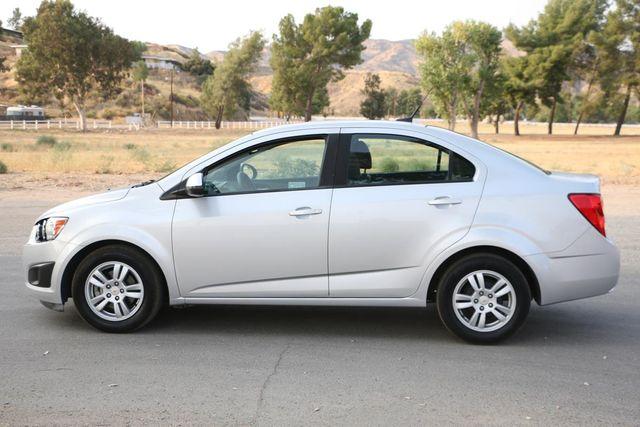 2012 Chevrolet Sonic LS Santa Clarita, CA 11