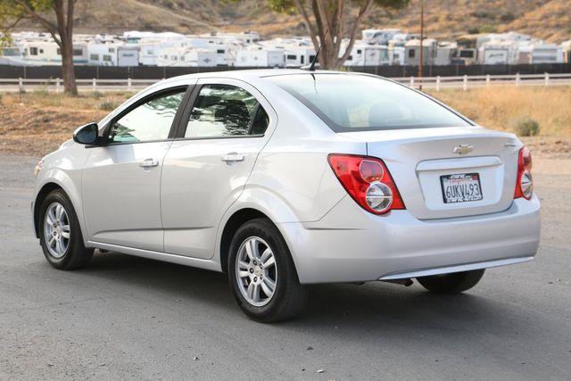 2012 Chevrolet Sonic LS Santa Clarita, CA 5