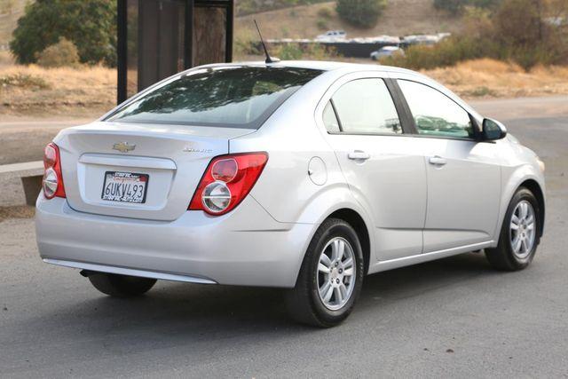2012 Chevrolet Sonic LS Santa Clarita, CA 6