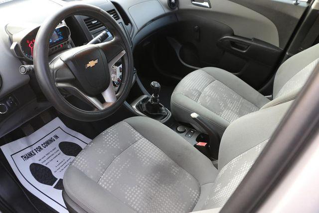 2012 Chevrolet Sonic LS Santa Clarita, CA 8