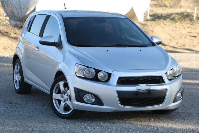 2012 Chevrolet Sonic LTZ Santa Clarita, CA 3